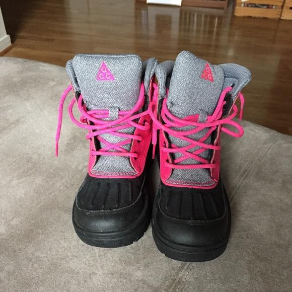 Nike Shoes   Girls Snow Boots   Poshmark